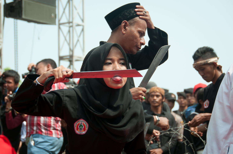 Sejarah Debus Banten