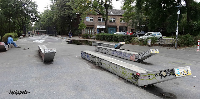 Skatepark Berlin Der Visionäre