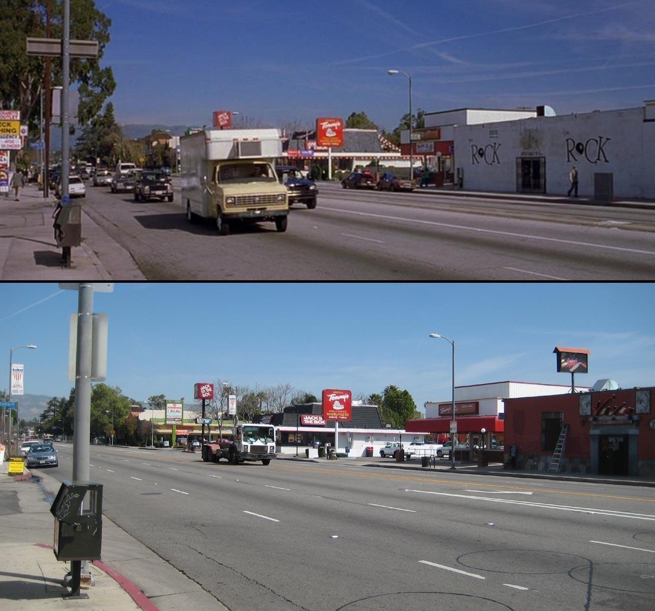Filming Locations: Bla...
