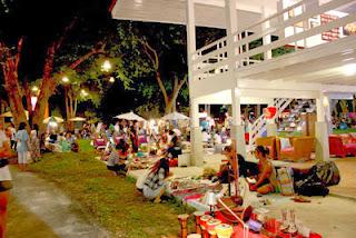 Cicada market Hua Hin Khao Takiab