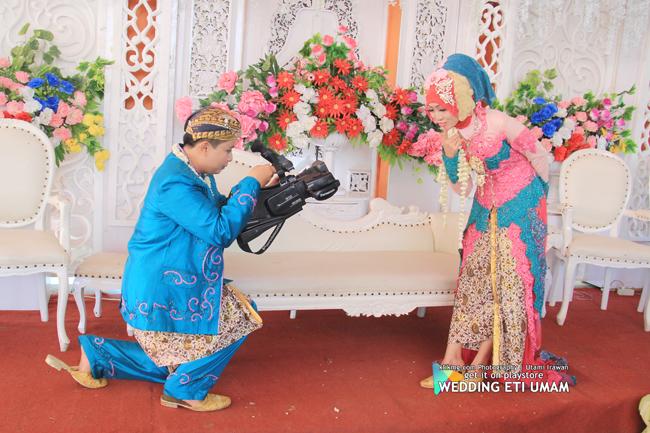 Wedding ETI & UMAM - 09 Oktober 2015 [ Bag.2 ] | Foto oleh : Klikmg Fotografer Wedding Purwokerto