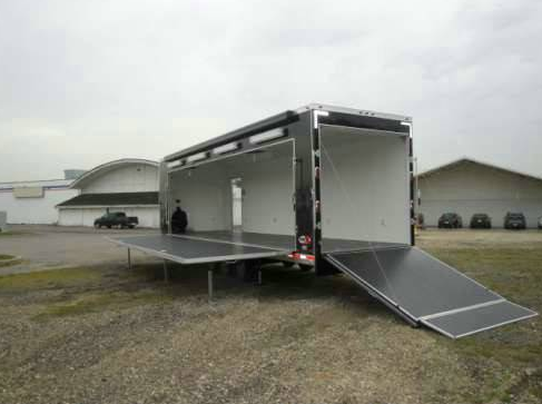 Stage Trailers