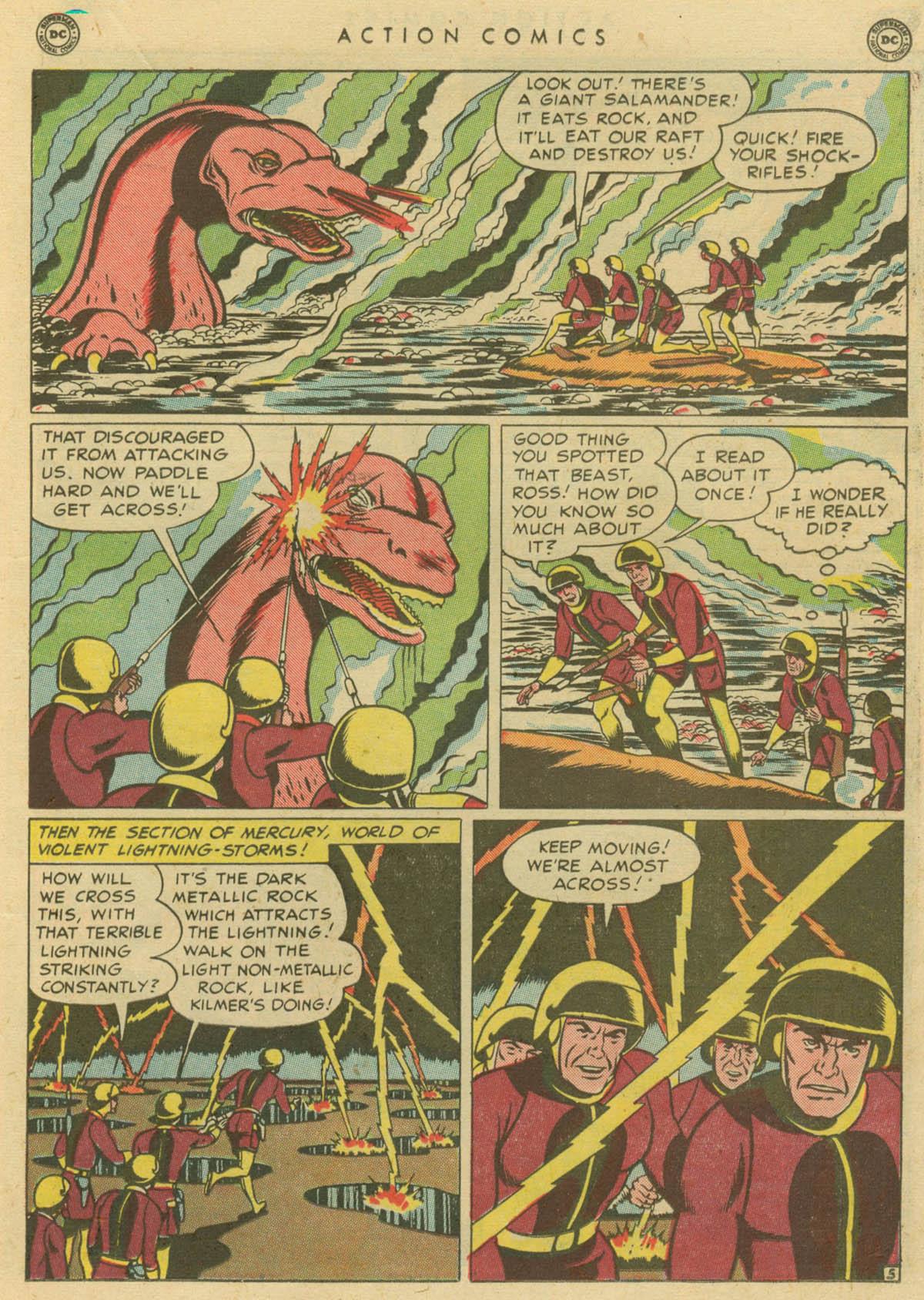 Action Comics (1938) 141 Page 19