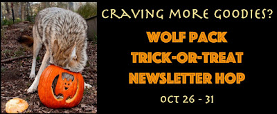 Wolf Pack Trick-or-Treat Newsletter Hop! Oct 26 - 31 2016