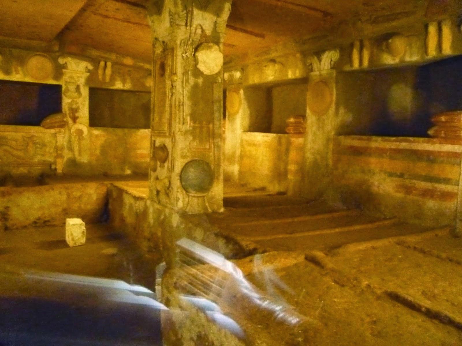 P1090183 - A Necrópole Etrusca de Cerveteri