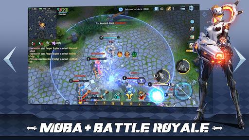 تحميل لعبة Survival Heroes - MOBA Battle Royale 1.0.8 للاندرويد كاملة