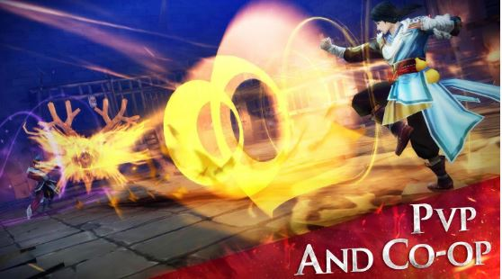 Age of Wushu Dynasty APK2