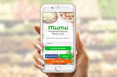 Grocery Online Mumu Melengkapi Kebutuhan Pokok Anda