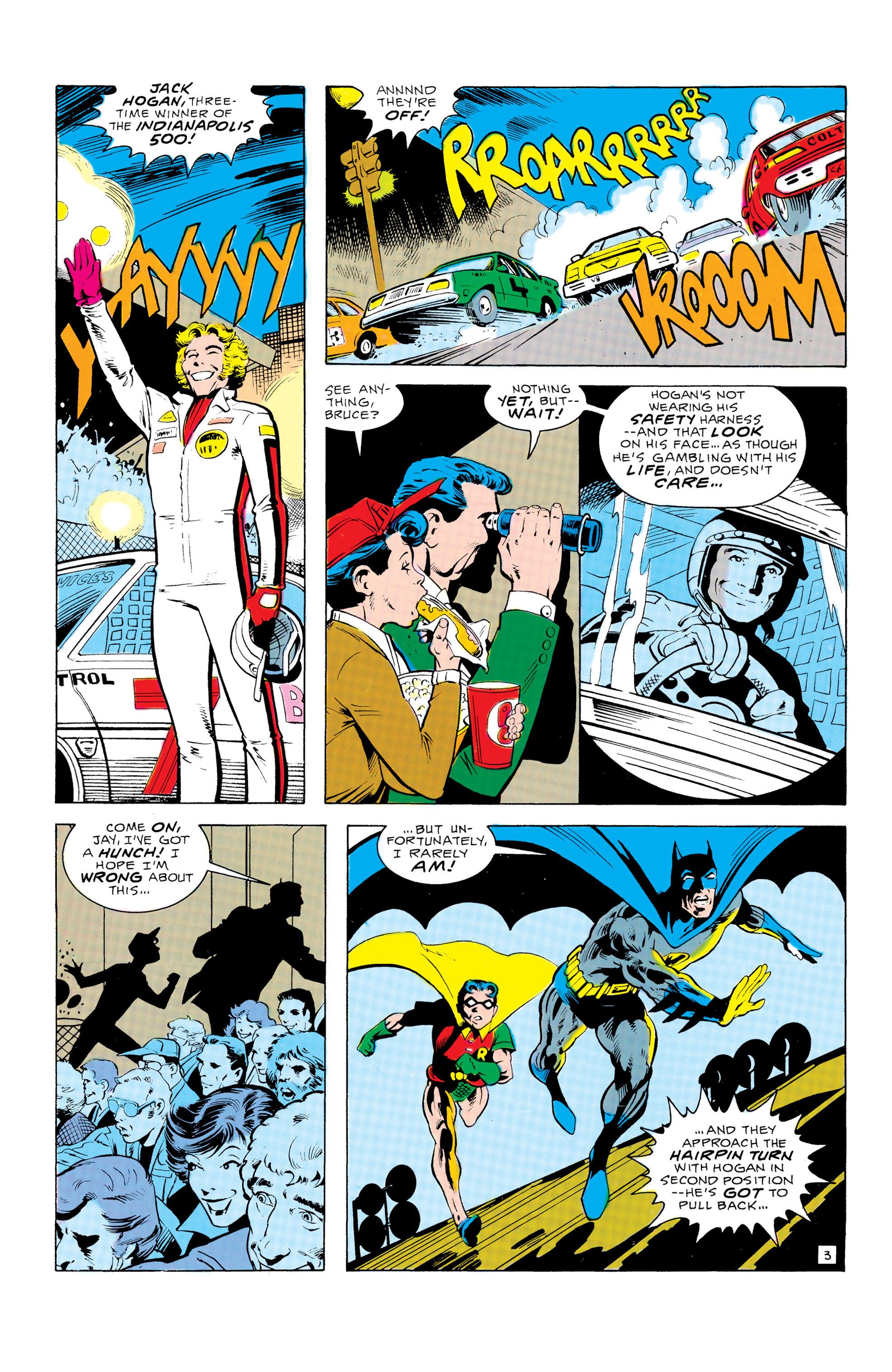 Detective Comics (1937) 571 Page 3