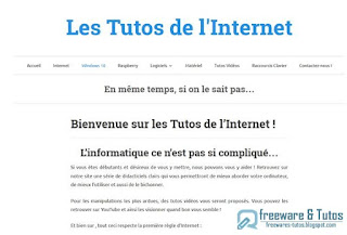 Les Tutos de l'Internet