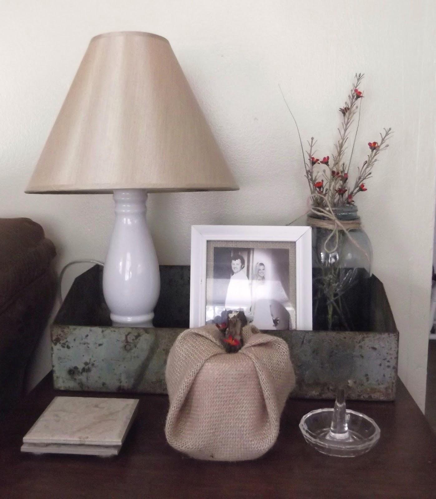 Thrifty Blogs On Home Decor: Thrifty 31 Blog: Fall Decor