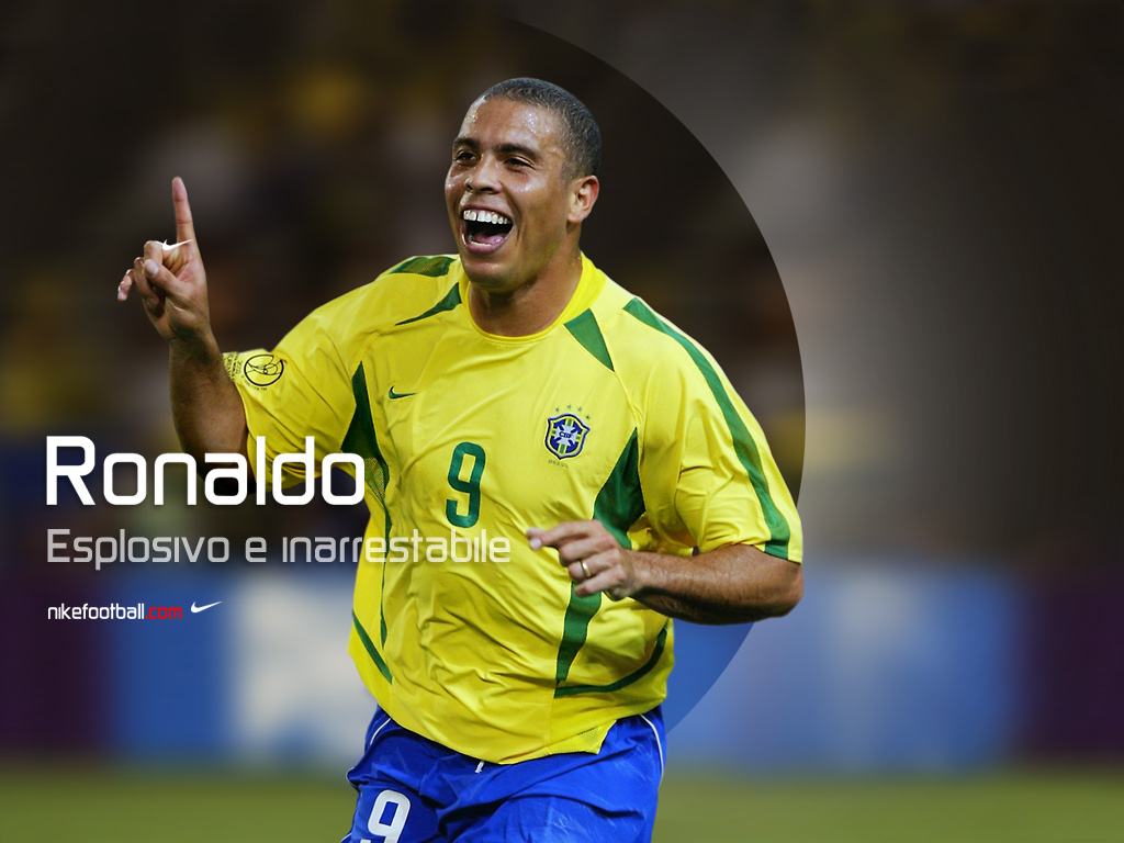 the best football wallpaper: Ronaldo Brazil wallpapers