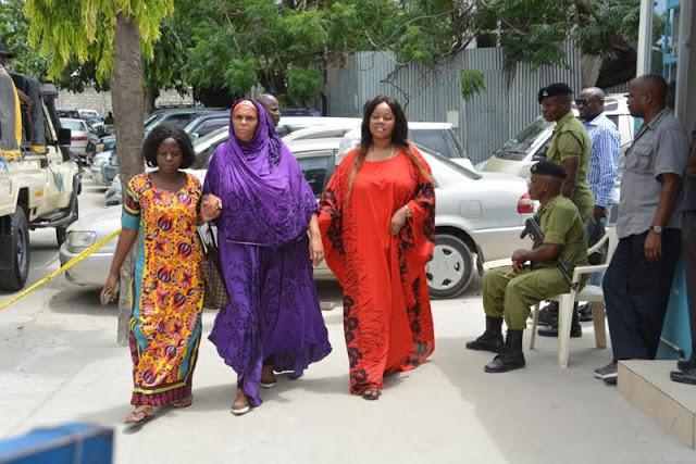 Mama Wema Aonywa na Hakimu Kisa Mwanae Kushindwa Kufika Mahakamani