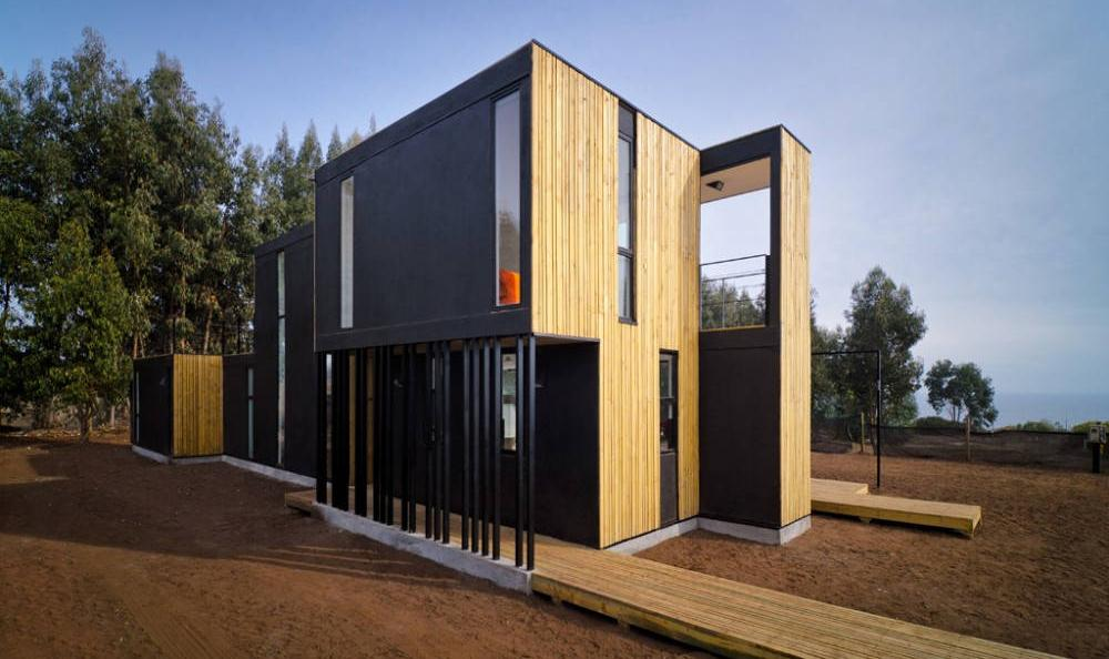 Tiny Home Designs: Prefab SIP Panel House: Prefab Modular Homes And Buildings