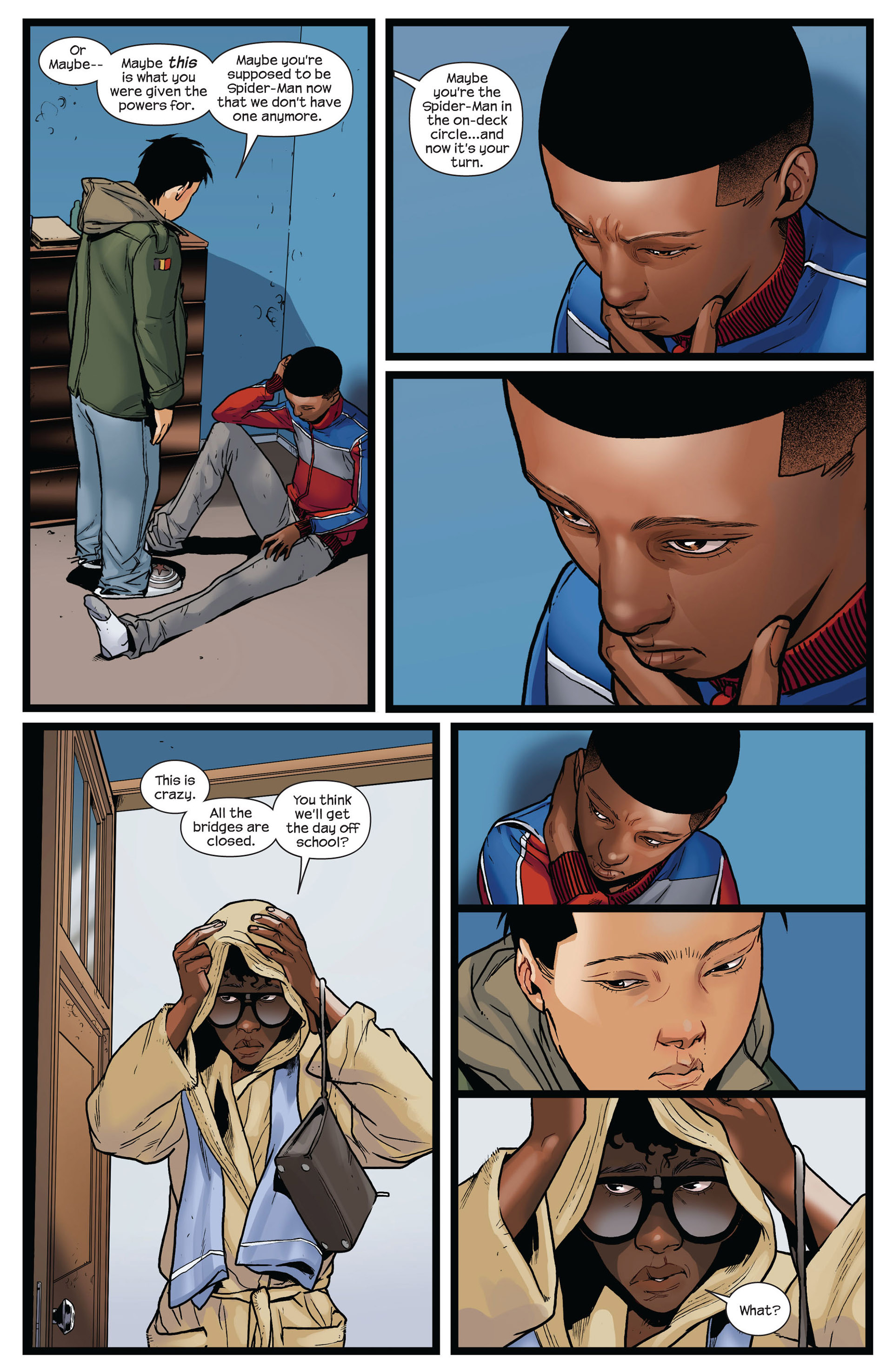 Read online Ultimate Comics Spider-Man (2011) comic -  Issue #4 - 11