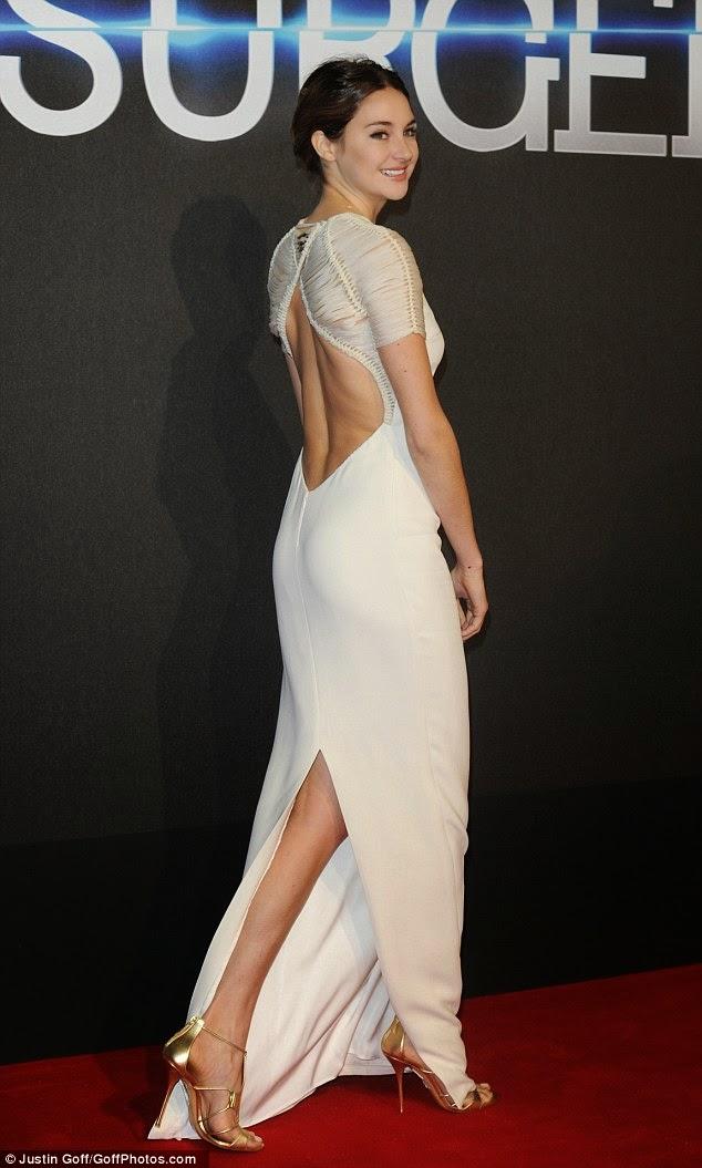 klassinen tyyli monia tyylejä klassiset kengät Celebrity Whereabouts: Shailene Woodley rocking a Ralph ...