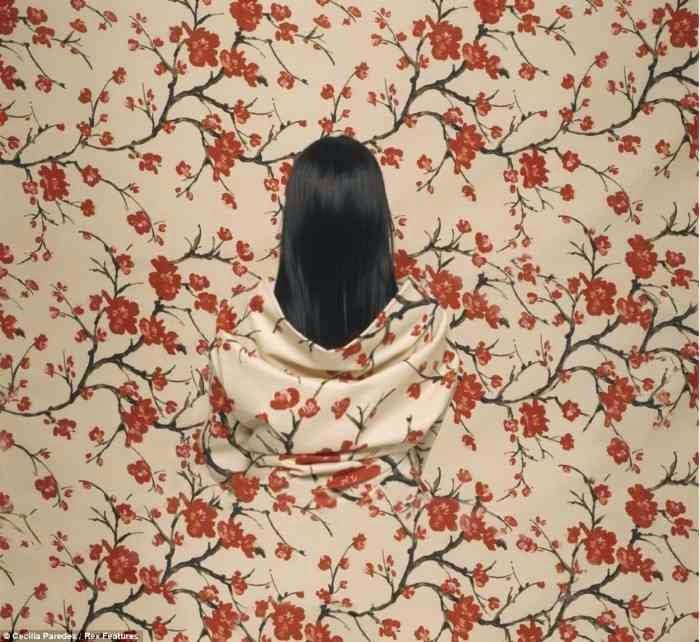 Тело как холст. Cecilia Paredes