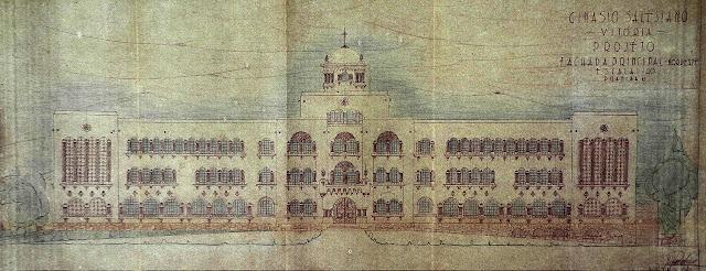 Projeto do Colégio Salesiano de Vitória, ES.