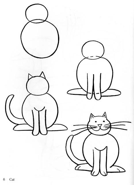 Blog Professor Zezinho Como Desenhar Animais