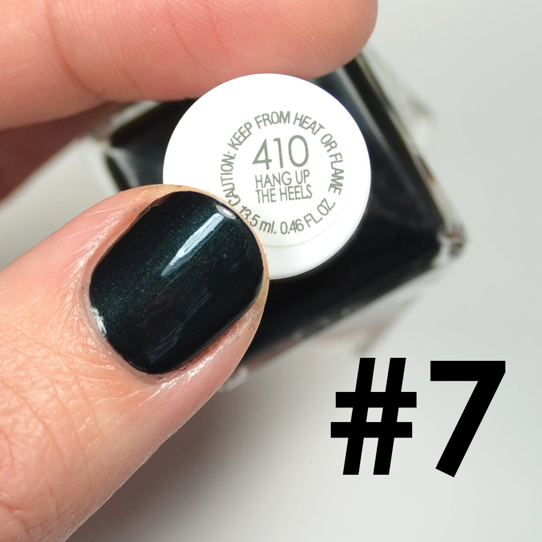 Go Polished: My #7 Favorite Polish for Winter 2016 is...