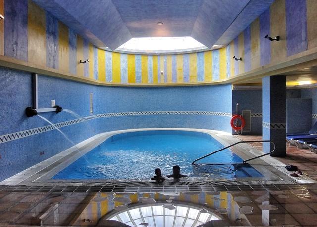 Hotel Antequera, relax con niños