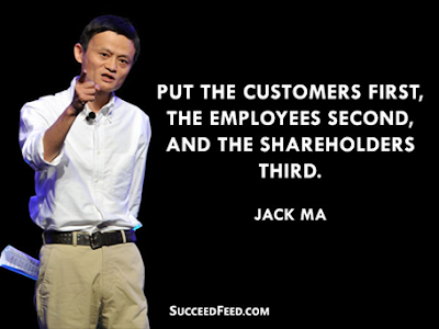 The Difference Between Jack Ma And Jeff Bezos And Allibaba And