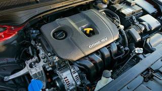 Động cơ và Công suất Cerato Forte 2019