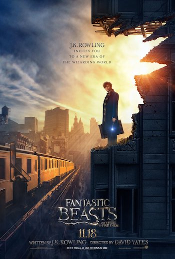 Fantastic Beasts and Where to Find Them 2016 BluRay 720p Dual Audio Hindi 1.2GB