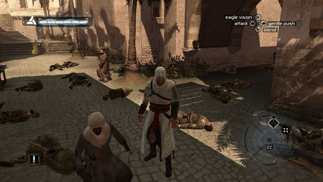 Download Assassin's Creed 1 PC Games Gameplay
