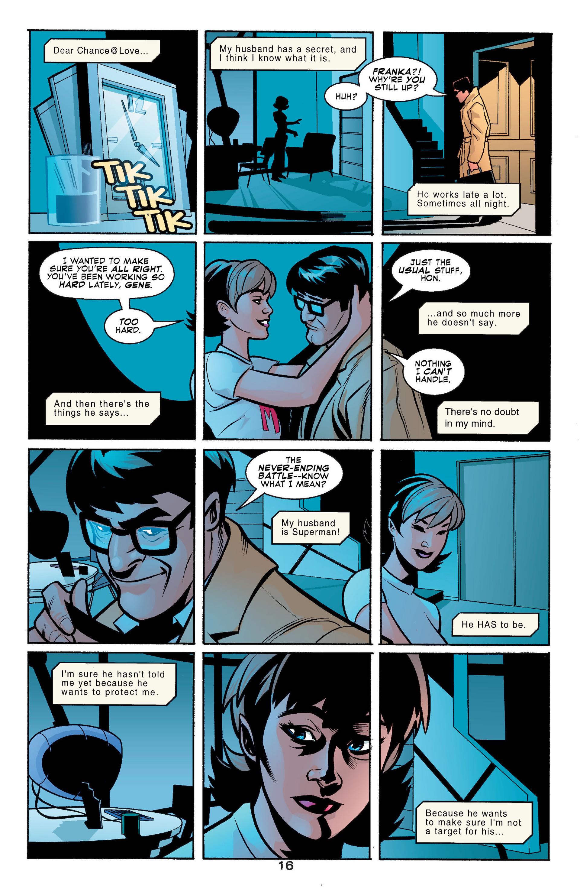 Harley Quinn (2000) Issue #15 #15 - English 17
