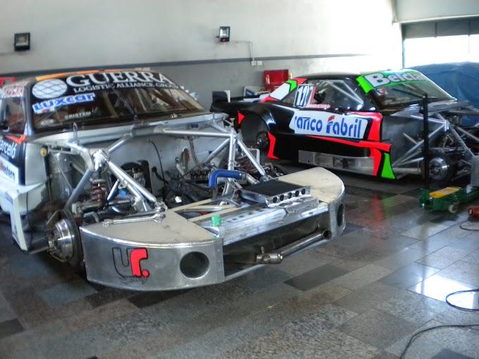 El Uranga Racing con tres autos en Neuquén