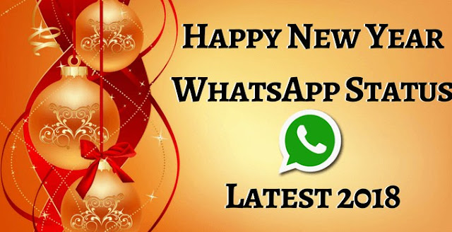 latest whatsapp dp for new year