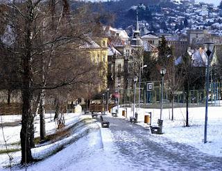 Brasov, Livada Postei, iarna