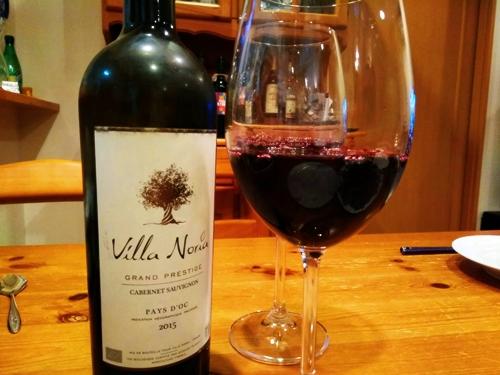 不味いはずのお酒なのに素晴らしいワインでとても美味しかったいう皮肉