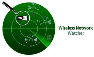 برنامج, معرفة, المتصلين, بالشبكة, Wireless ,Network ,Watcher, اخر, اصدار