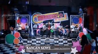 Lirik Lagu Kangen Kowe - Demy