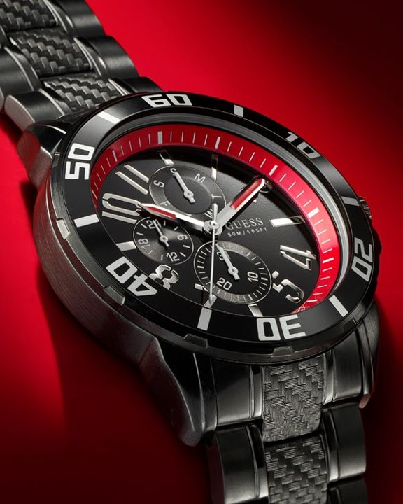 FASHION 2012 GUESS Watches Collection 2012 For Mens And