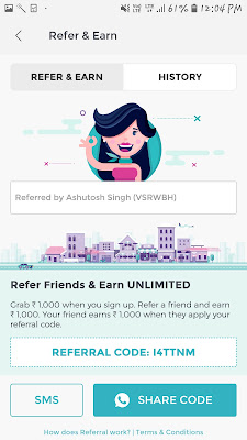 How to Get Rs.1000 FREE Shopping via Fynd App Referral Offer