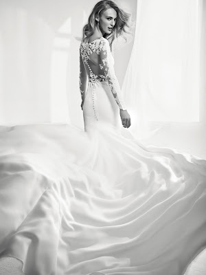 Hervé Moreau, Atelier Pronovias, Pronovias, Bodas 2018, bodas, Especial Bodas, trajes de boda, trajes de novia,