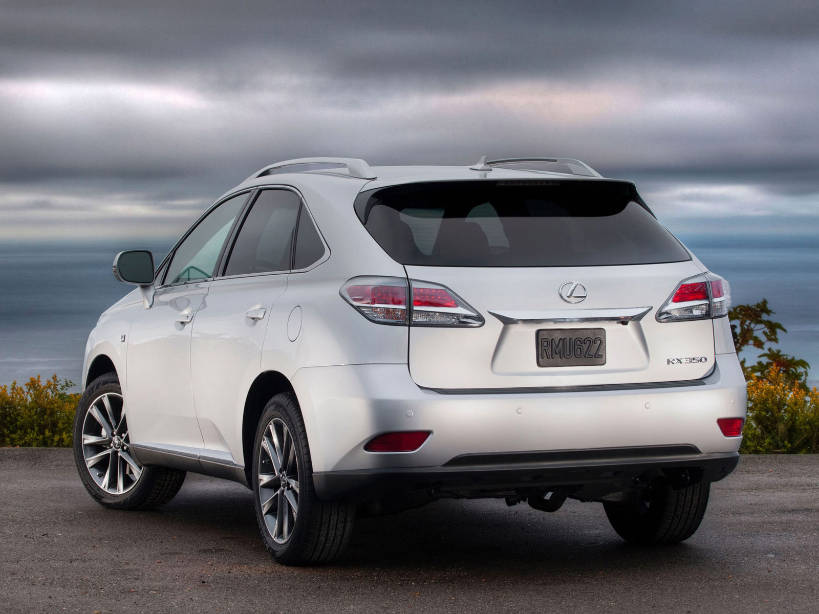 2013 Lexus RX350F Sport Car accident lawyers