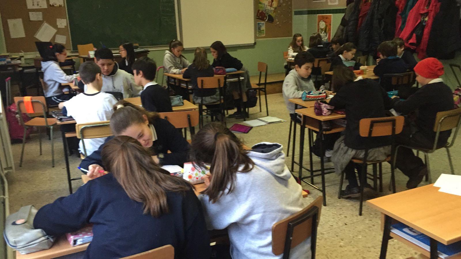Agustinas Valladolid - 2017 - Primaria 6 - Taller Matemáticas 2