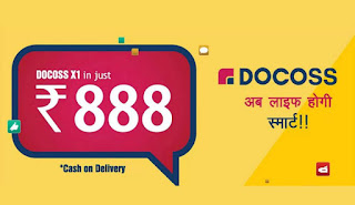 www.docoss.com Docoss X1  Online Booking @ 888