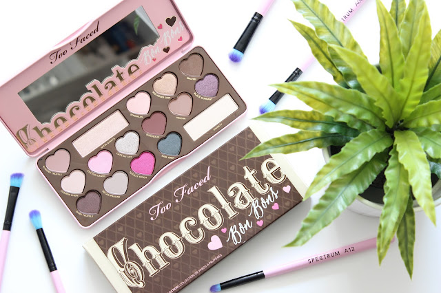 Too Faced Chocolate Bon Bons Eyeshadow Palette | Review & Swatches