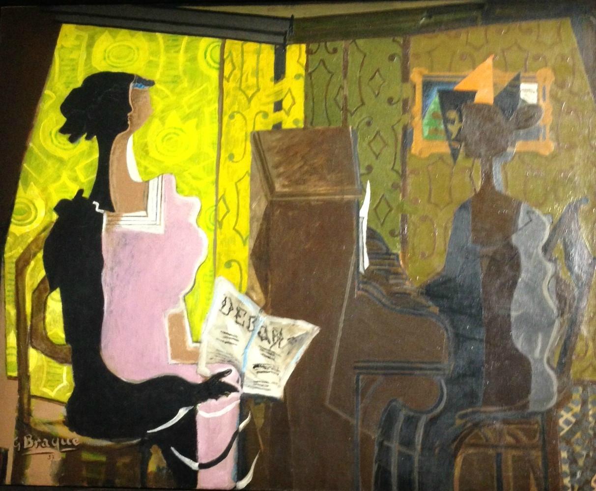 Natura Morta Con Credenza Braque : Dispense storia dell arte contemporanea