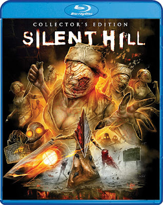 Silent Hill 2006 Collectors Edition Blu Ray
