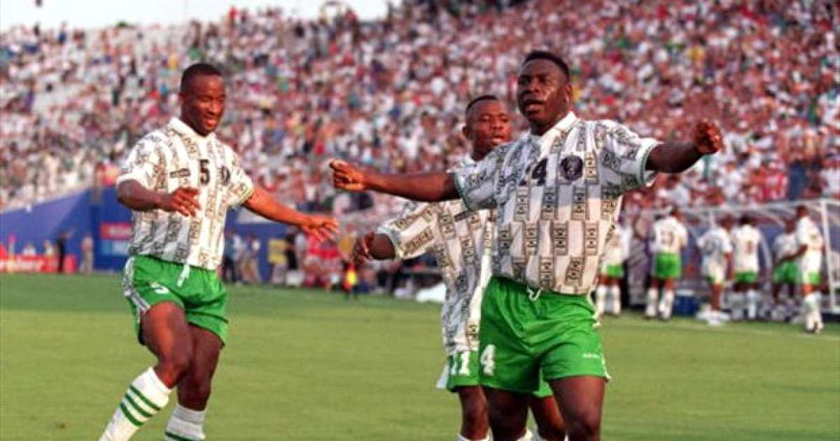 Image result for This is how my Eagles were able to achieve our aim in 1994 by Westerhof