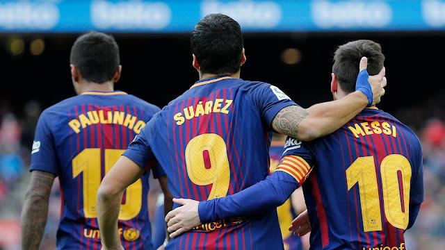 El Barça sigue firme