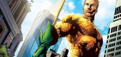 Aquaman is coming with Atlanteans