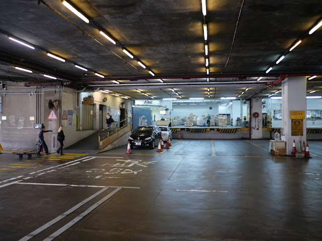 ground floor of the Sunshine Kowloon Bay Cargo Centre