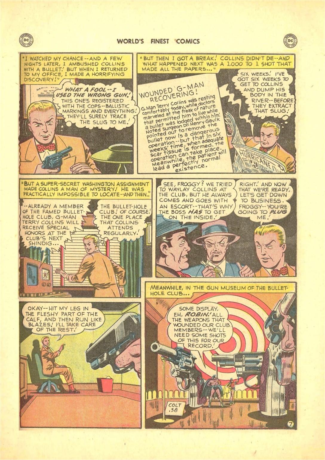 Read online World's Finest Comics comic -  Issue #50 - 69